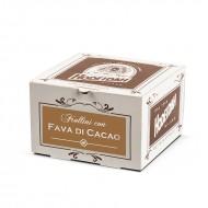 Frollini con fava di cacao